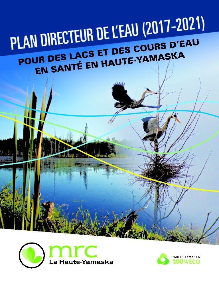 Le Plan directeur de l'eau 2017-2021 – Pour des lacs et des cours d'eau en santé en Haute-Yamaska finaliste au mérite Ovation municipale