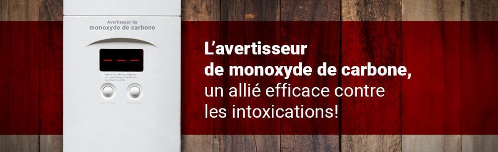 Il fait froid, attention aux intoxications au monoxyde de carbone (CO)