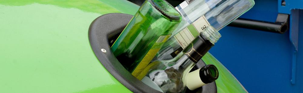 Recyclage du verre – Contexte et position de la MRC