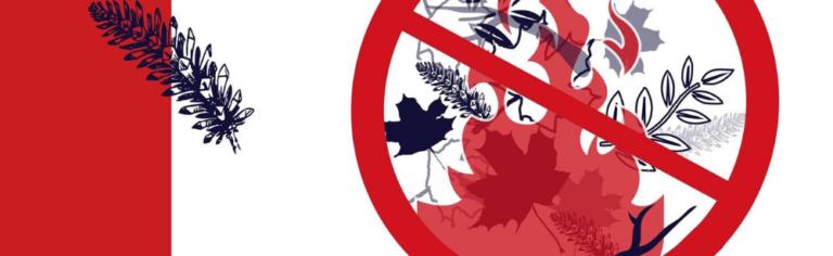 Vous pouvez prévenir les feux de forêt. Soyez vigilants!