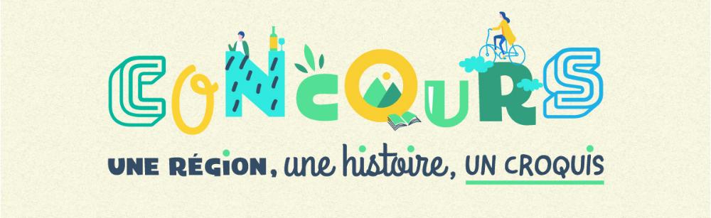 Vision attractivité Cantons-de-l'Est lance le concours « Une région, une histoire, un croquis »