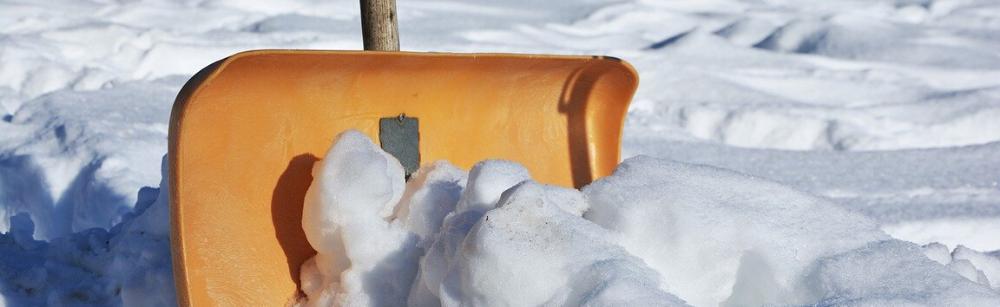 Chute de neige : déglacez et déneigez vos sorties